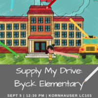 Supply My Drive: Byck Elementary