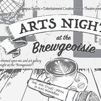 Arts Night at the Brewgeoisie