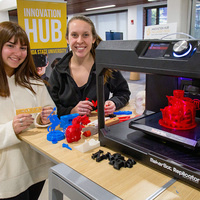 How to 3D Print at FSU's Innovation Hub