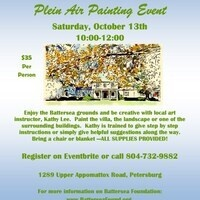 Plein Air Painting Event