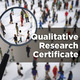Graduate Certificate in Qualitative Research Info Session