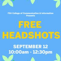 Free Headshot Event