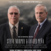 NARCOS: The True Story of Pablo Escobar with Steve Murphy and Javier Peña