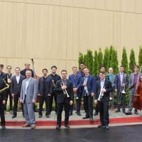 Oregon Jazz Ensemble at the North Medford Jazz Festival