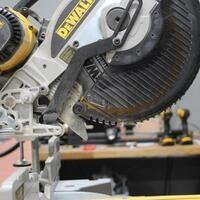 Compound Mitre Saw Training