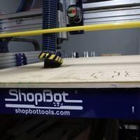 ShopBot CNC Router Training