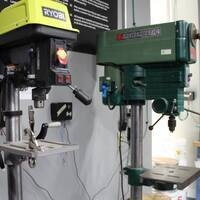 Drills and Drill Presses Training