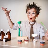 STEM- Little Scientists- Sensory Fun