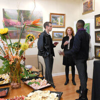 ArtoberVA First Friday Opening Reception