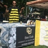CU's  Bee Club Meeting at the CU Museum