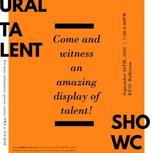 Multicultural Talent Showcase