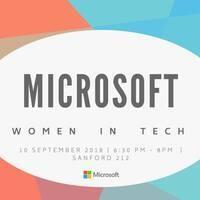 Women in Tech: Microsoft