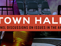 Town Hall: Immigration and the Arts