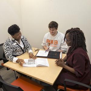 BAC Alumni Student Networking Activity