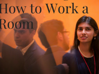 A&S Networking: How to Work a Room