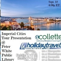 Imperial Cities Tour Presentation at PWPL