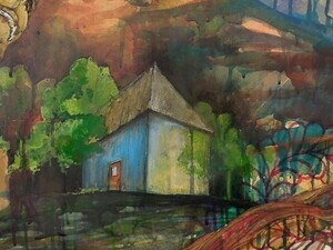 MFA Exhibition | Jodi Hoover: Little Blue House and Other Stories