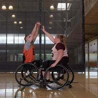 Wheelchair Basketball League