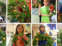 Wintry Wreaths