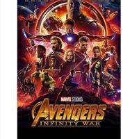 Monday Movie: Avengers: Infinity War
