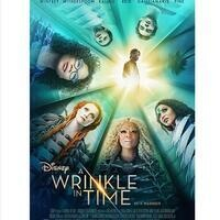Monday Movie Matinee : A Wrinkle in Time