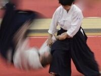 Cornell Aikido Club Demo and Beginner's class