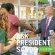 #AskPresidentSands Twitter Chat