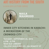 Visiting Artist | Naila Mahmood