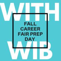 Fall Career Fair Prep Day