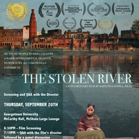 Film Screening and Discussion: The Stolen River
