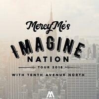 Mercy Me Imagine 2018 Tour
