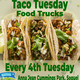 Taco Tuesday in Soquel