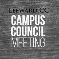 Campus Council Meeting