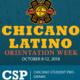 Chicano Latino Bienvenida