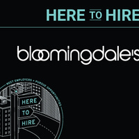 Here to Hire: Bloomingdales