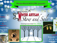 Eighth Annual Winter Artisan Show & Sale