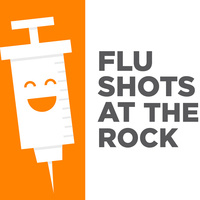 Flu Shots at the Rock