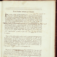 """Philosophiae naturalis principia mathematica,"" first edition, 1687"