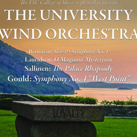 University Wind Orchestra (UMA) - Ticketed