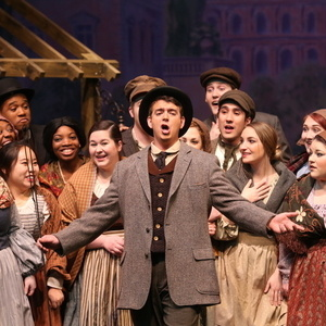 Bowling Green Opera Theater: Night of Opera Scenes and Arias