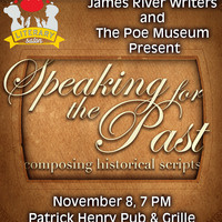 Literary Salon: Speaking for the Past – Composing Historical Scripts