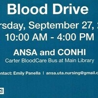 Carter BloodCare Drive
