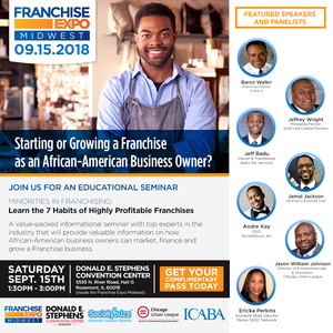 Minorities in Franchising: Learn the 7 Habits of Highly Profitable Franchises