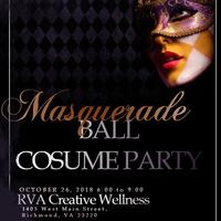 Masquerade Ball @ RVA Creative Wellness