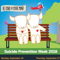 Suicide Prevention Week - Get Rooted: Reimagining Self-Care Keynote with Naya Jones