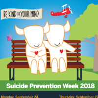 Suicide Prevention Week - Real Talk: How To Help a Friend in Distress
