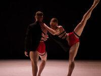 Performance/Repertory Workshop: 10 Hairy Legs Dance Company