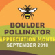 CU Museum will 'Bee' at the Pollinator Appreciation Family Festival