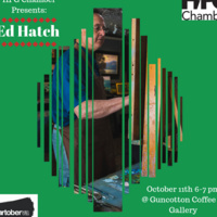 *POSTPONED* HPG Chamber Presents: Artober with Ed Hatch