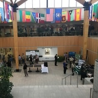 School of Forest Resources and Environmental Science Natural Resource Career Fair 2018